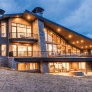 Residential glass in Park City